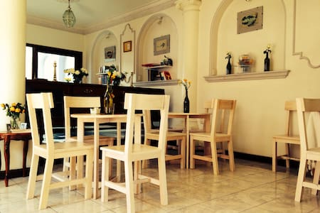 Cafe Siempre Bed & Breakfast - Oaxaca