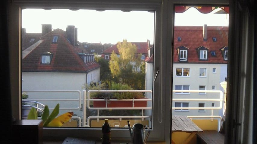 perfect Oktoberfest flat in Munich - Münih - Daire