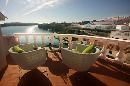 Front Line house with Magnificent Views - Es Castell - Rumah