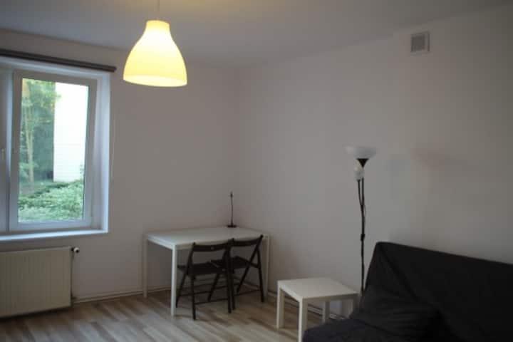Dwuosobowy pokój w mieszkaniu