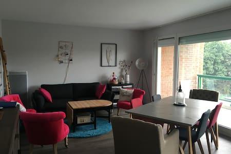 Appartement chaleureux - 里尔 - 公寓