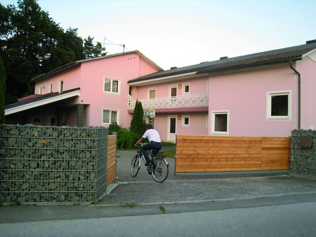 Ferienwohnungen Am Waldeck - Wasserhofen - Apartment