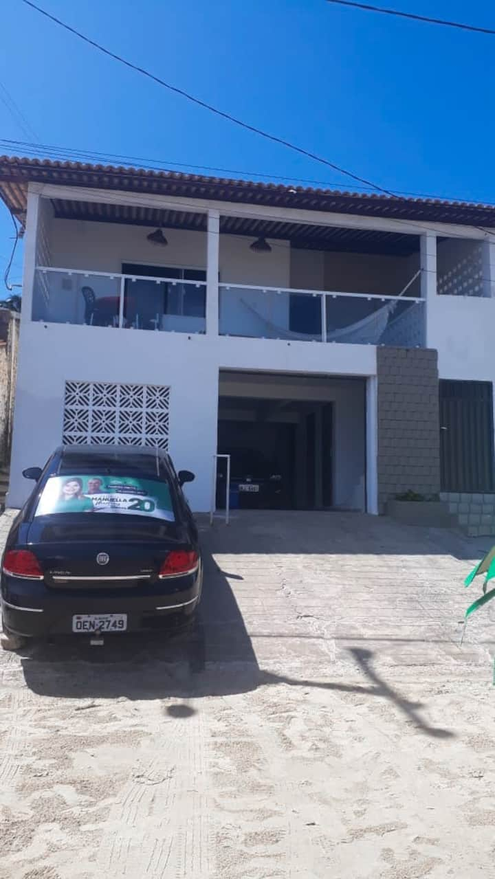 Casa beira mar, Pontal do Peba