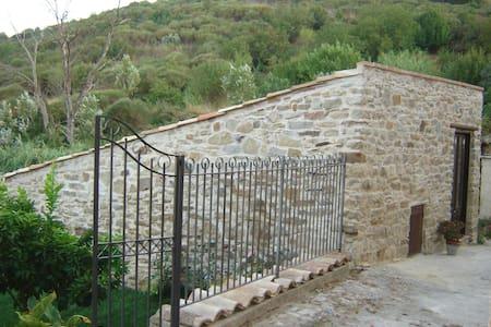 Villetta dei Papiri - Bompietro - 통나무집