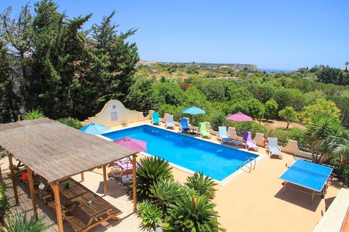 Sea View Studio AltaVista Lodge (R) - Luz