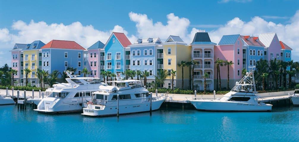 Atlantis Paradise Island, Bahamas 1 DLX Harborside