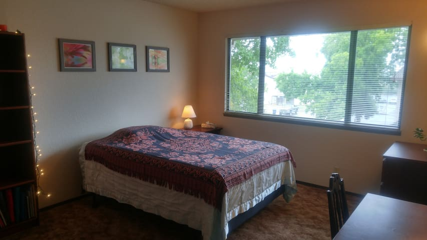 Lovely Single Room & Private Bath for Females!