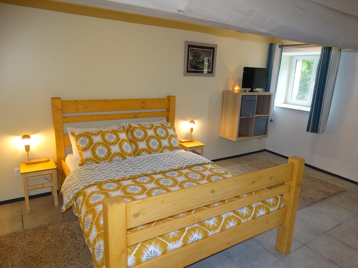Le Nid de Merles - Self contained guest room for 2
