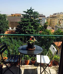 Double Room in Rome