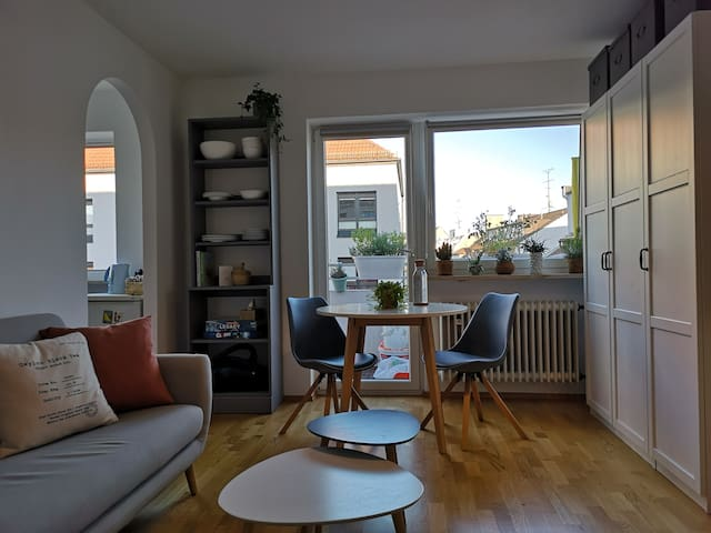 Cosy apartment in Munich center