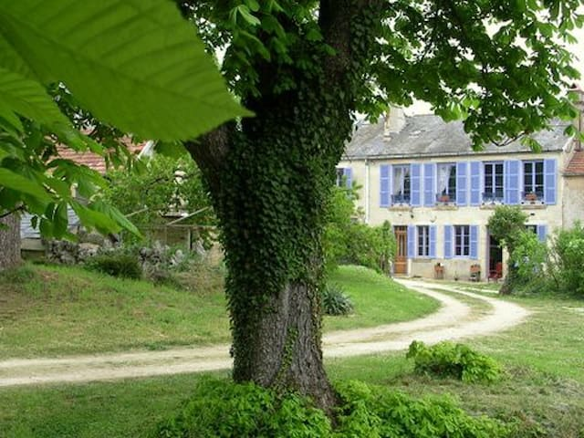 Girolles les Forges - Provence - Girolles - Bed & Breakfast