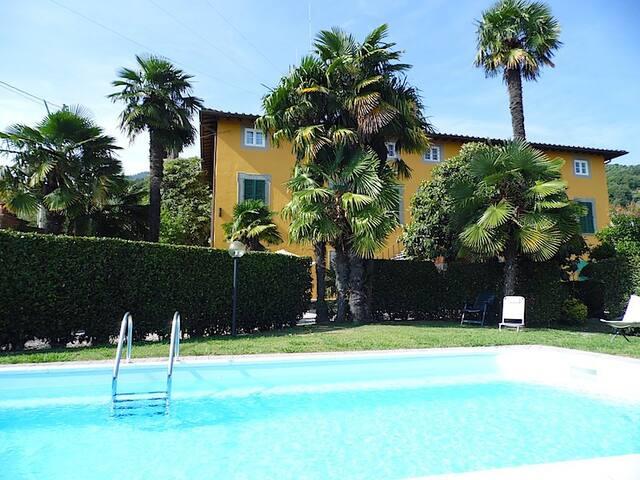 Tuscan Villa Pera in Lucca - Sant'Andrea In Caprile - Vila