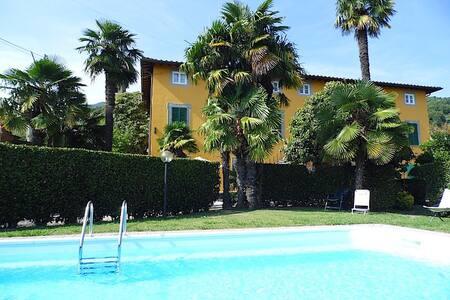 Tuscan Villa Pera in Lucca - Sant'Andrea In Caprile - Villa