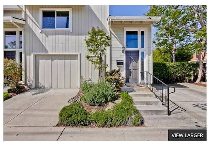 2bed/2.5bath Japantown condo - San Jose - Casa a schiera