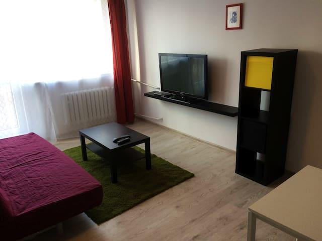 CENTRUM Żywiec, Apartament 38m2 - Żywiec - Pis