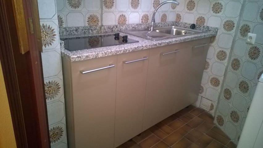 alquiler piso rustico y centrico - Ezcaray - Lägenhet
