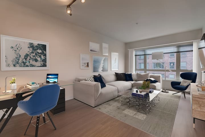 Everything you need | 1BR in Seattle