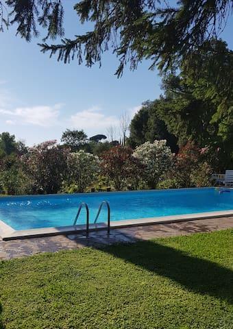 Gorgeous Cottage with Pool  Poggio Oleandri by Rom