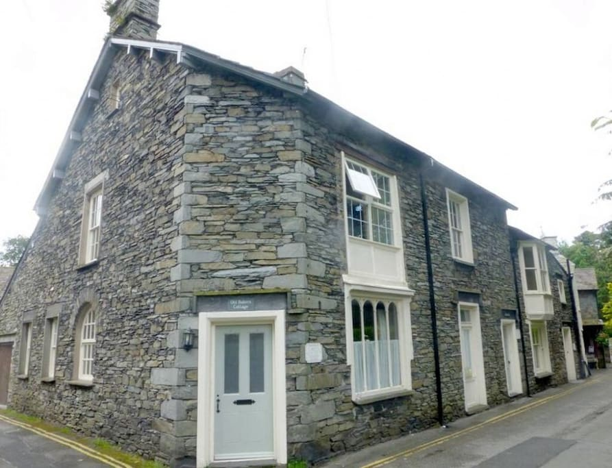 Old bakers cottage grasmere maisons louer grasmere for Bakers maison australia