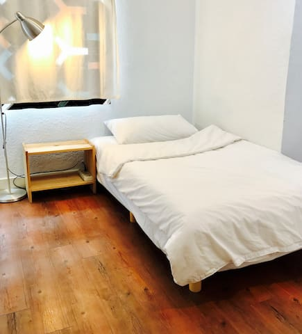 Taipei East District - Single Room A ❤ Near MRT