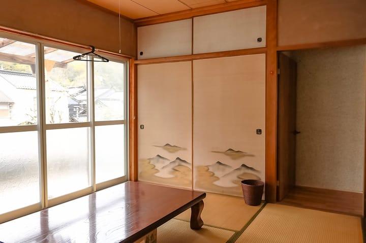 北房まちの駅ゲストハウス&ドリトミー 日本一のホタルと神秘スポットをご堪能ください!