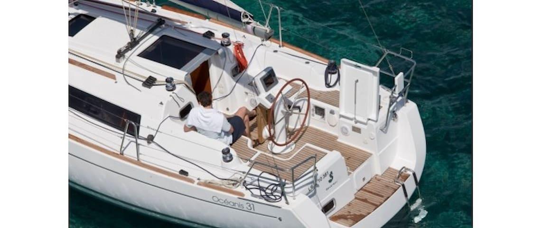 Alquiler espectacular velero en Barcelona(Charter) - Barcelona - Boat