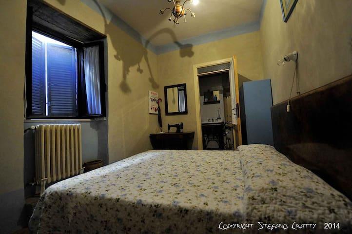 La Preta Nera - Stanza Ducasse - Giuliano di Roma - Bed & Breakfast