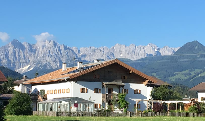 KAPSHOF- Doppelzimmer  im renov. Bauernhof