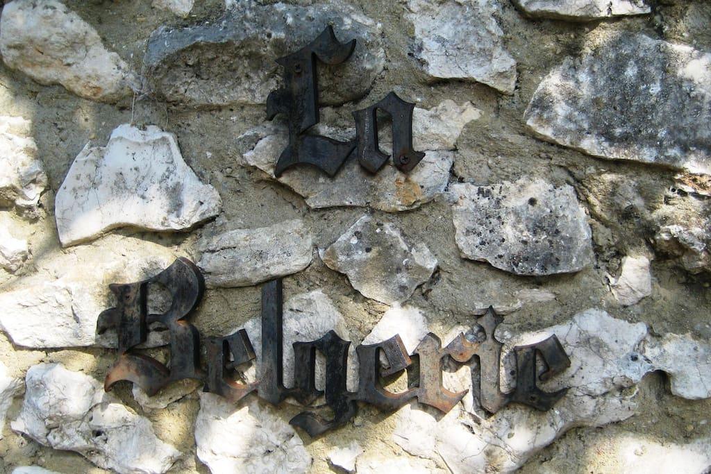 le nom de la maison