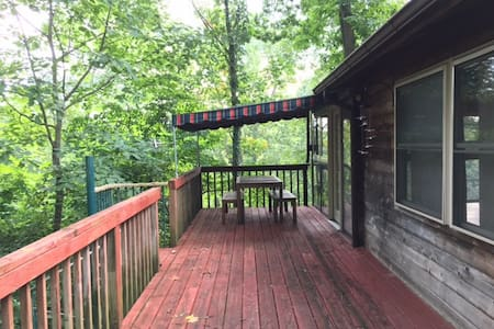 Quiet Antietam Cabin