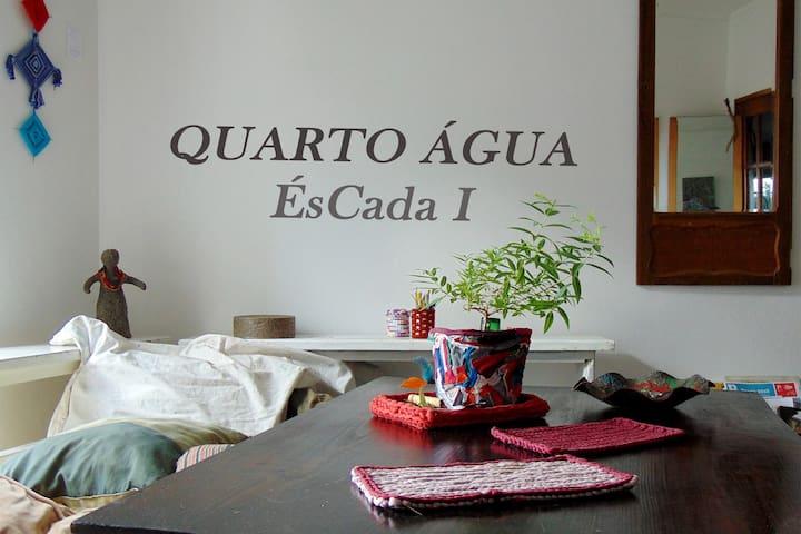 QUARTO ÁGUA (Braga-Centro-Sé) Cama de Casal