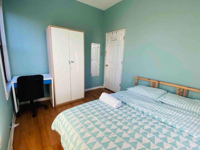 2 bed 1 bath Apartment 25mins to Manhat