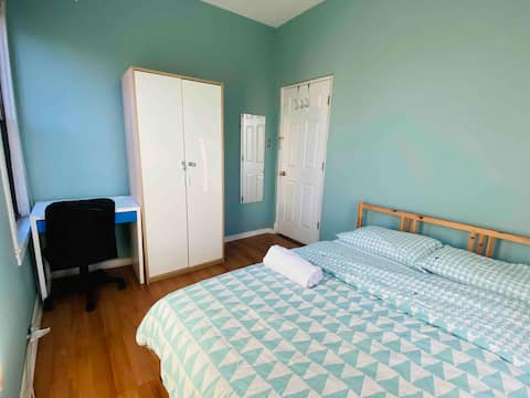 2 bed 1 bath Apartment 25mins to Manhat