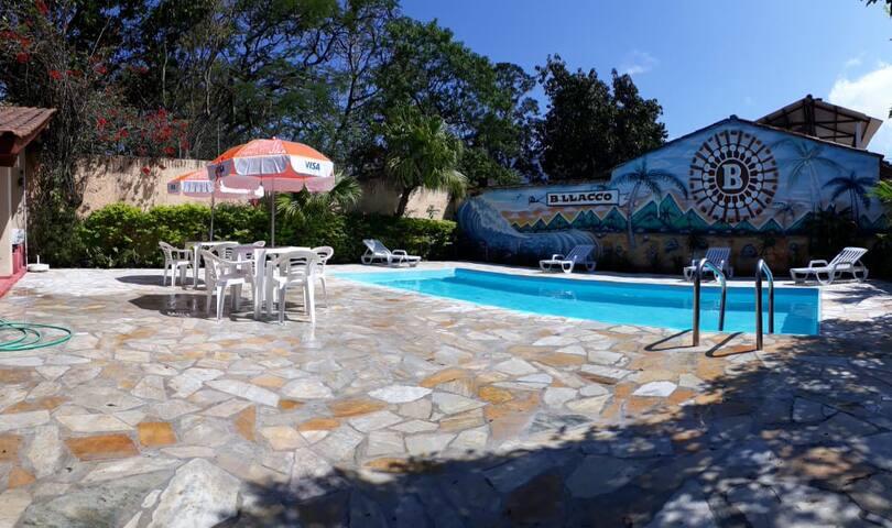 Casa de Praia em Maresias a 50 metros da praia!