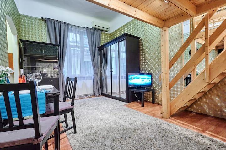 Romantic apartment Budapest Center