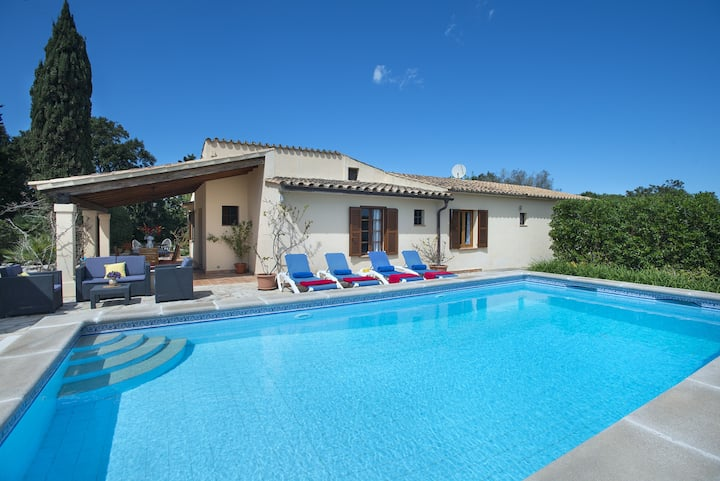 Enjoy in Villa Teo with Private Pool and Great Terrace