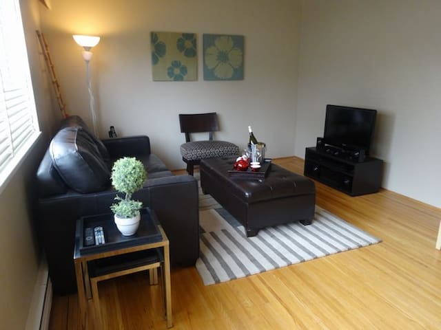 Beta 1 Bedroom at Burnaby Heights