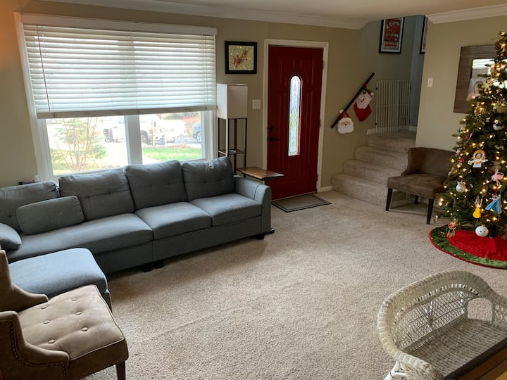 Kirkwood 4BDR 2Bath House 20 min from downtown