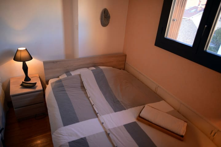 Chambre Privée, Centre ville, Lit Double, Calme - Gap - Bed & Breakfast