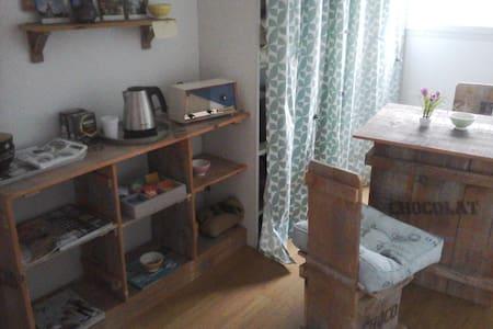 chambre avec petite dépendance loft - Les Herbiers - Loft
