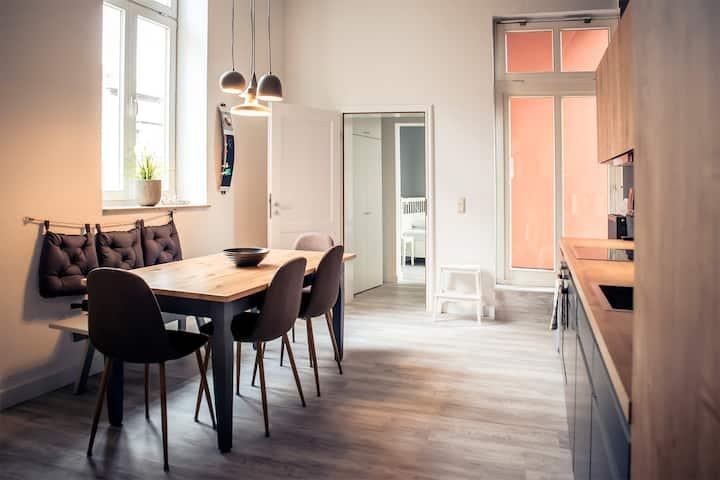 Deluxe Apartment - Schwerin City Apartment