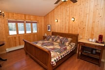 Birkie - a King room you may request for the basic rate +$20
