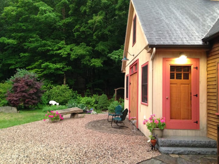 Peaceful & relaxing apartment-Maine,SoCoastal area