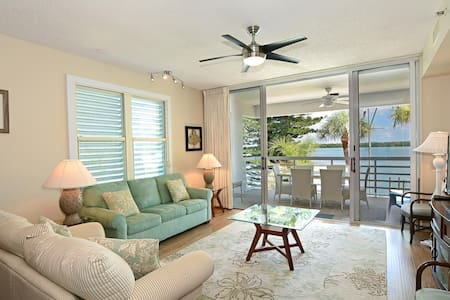 Longboat Key Condo Waterfront #202 - Longboat Key - Condomínio