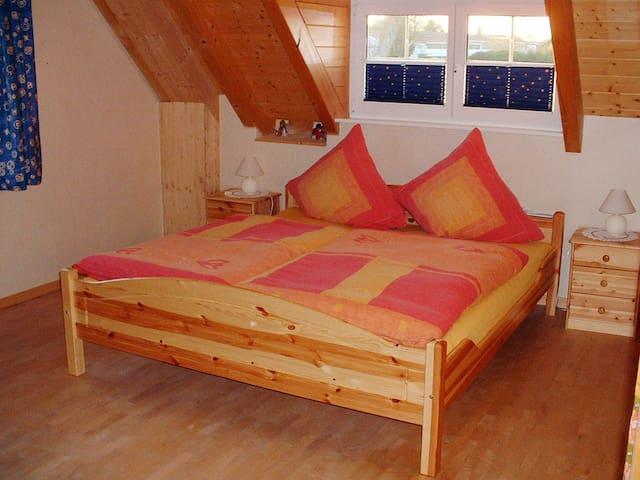 Gästehaus- Hettich: Einzelzimmer - Merdingen - House