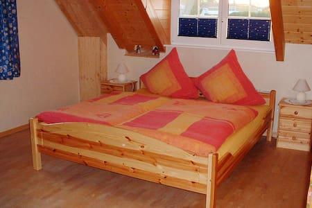 Gästehaus- Hettich: Einzelzimmer - Merdingen