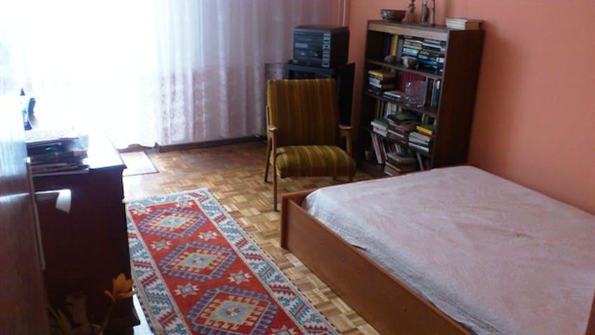 2 comfortable rooms/20 € per person - Sarajewo - Apartament