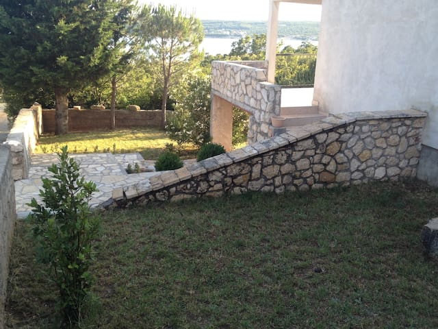 Villa Oleander - Obrovac - Hus