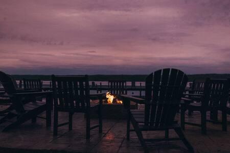 Finger Lakes Plum Point Lodge