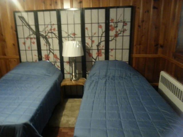 cozy, apt. 2 blocks from beach. - Long Beach - Bed & Breakfast